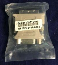 DVI-I Male to VGA D15 Female Adapter Converter for PC/Laptop HP Brand