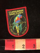 Exotic Bird Australia Patch CURRUMBIN SANCTUARY GOLD COAST C87K