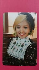 SNSD HYOYEON Official PHOTOCARD 5th LION HEART 1 Girl's Generation Photo Card 효연
