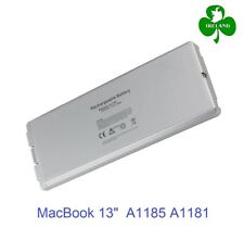 Laptop Battery for Apple MacBook 13″ Battery A1185 A1181 MA561 MA561FE mid 2009