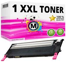 1x XL TONER PATRONEN für Samsung CLP-310N CLP-315W CLX-3170FN CLX-3175FN Magenta