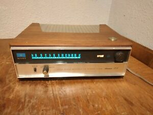 Scott Stereomaster 315-B wideband FM stereo tuner works