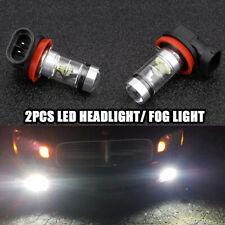 New listing Combo Drl H8 H11 H16 6000K 100W High Power Led Headlights/Fog Light Driving Bulb