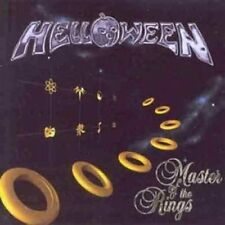 Helloween Master of the rings (1994) [CD]