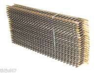 FLEISCHMANN ( 6001 OU 1700 ) LOT DE 20 RAILS DROIT 204mm EN LAITON HO