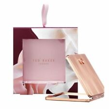 Ted Baker London Miroir Compact or Rose