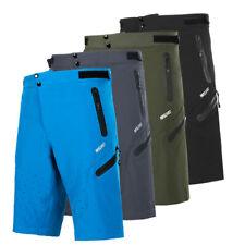 Para Hombres Deportes Al Aire Libre Pantalones cortos para Ciclismo Shorts MTB transpirable resistente al agua