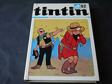 HERGE ALBUM DU JOURNAL TINTIN FRANCAIS N°92 (1224 a 1236)