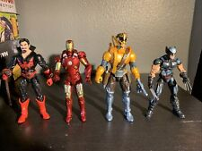 marvel legends loose lot of 4 Figures