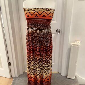 Maxi holiday dress