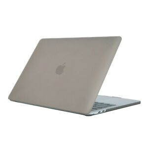 Matte Shell Smart Cases Covers for Apple Macbook Pro 13 15 Retina Air 11 13inch