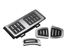 Kit Pédalier Alu Aluminium VW Golf VII 7 5G GTI R Depuis 2012 Boîte Manuelle