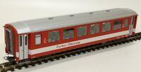 BEMO 3059 -H0m- Schmalspur Personenwagen 2.Kl. B4272 FO rot OVP