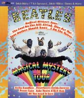 BEATLES / Magical Mystery Tour blu-ray audio DTS-HD MASTER AUDIO 5.1 SUROUND