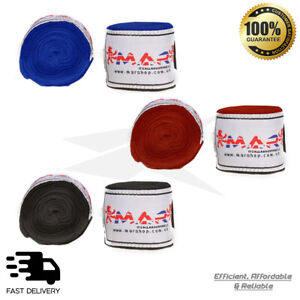 Boxing Hand Wrap Professional Protector Wrap for MMA Kickboxing Training Men