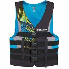Sea-Doo New OEM Men's 3X-Large, Motion Life Jacket/PFD, 2858761676