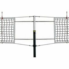 Frontier Steel Side-by-Side Double Court Competition Volleyball Set