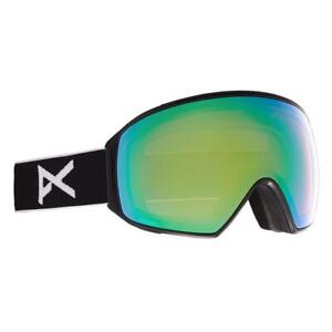 Anon M4 MFI Toric Goggles Black - Perceive Variable Green + Cloudy Pink