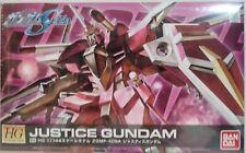 Bandai Justice Gundam ZGMF-X09A