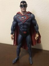 DC Multiverse McFarlane Red Sun Superman False Idol Custom