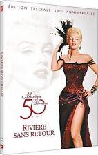 "DVD ""Rivière sans retour"" -Marilyn Monroe     NEUF SOUS BLISTER"