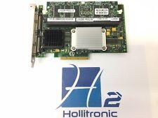LSI Dual PCI-e U320 128MB Raid Card MR SCSI320-2E w/ Battery Module *USED*