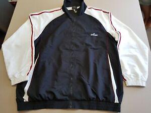 Spalding 76 Track Suit 6XL Top 7XL bottom excellent condition