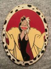 Dlr Villain Series Cruella Disney Pin