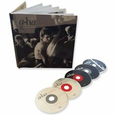 NEW a-ha Hunting High & Low 30th Anniversary 5-Disc Super Deluxe Limited Edition