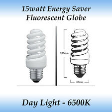 10 x 15 watt Energy Saver Fluorescent Globe Day Light
