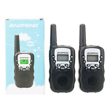 BAOFENG T-3 Walkie Talkie Battery Save LCD Flashlight Two Way Radio
