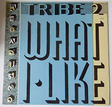 Tribe 2,  What I Like, Celluloid CELL 5, Celluloid 08.22698, Vinyl Maxi, 1982