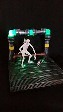 Large Alien Action Figure Base Diorama NECA Xenomorph Superhero TMNT Xenowerx