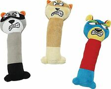 Ethical Pet Products Spot Mad Mutts Retriever Dog Toy, 11-Inch Random Colors