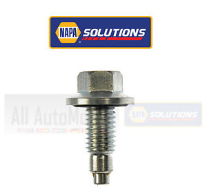Oil Drain Plug Magnetic Napa M12-1.75 Head Size 15mm fits Chevrolet GMC Pontiac