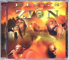 Reggae Music Dancehall Roots & Culture Kings Of Zion Charm Records Sealed CD