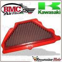 FILTRO DE AIRE DEPORTIVO LAVABLE BMC FM481/04 KAWASAKI ZX-6R NINJA 600 2007