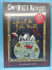 Crowded House - Farewell to the World DVD, 2-Disc Set, Limited, Factory Sealed!