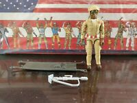 GI JOE ARAH 1983 DOC MEDIC ACTION FIGURE COMPLETE W/ FILE CARD HASBRO G.I.