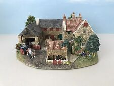 Lilliput Lane (L2654) HOME FARM BEAMISH Ltd Ed 436/595 Inc Box & Cert