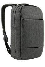 NEW Incase City Collection Compact Backpack - Heather Black / Gunmetal Gray