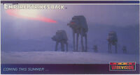 Star Wars EMPIRE STRIKES BACK WIDEVISION PROMO CARD P2 Topps 1995 RARE