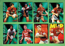 1997  RUGBY LEAGUE CARDS - ILLAWARRA STEELERS