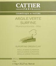 Cattier - Argile verte surfine 1kg