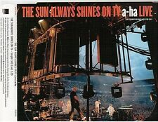 A-HA the sun always shines on tv - live CD PROMO