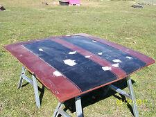 1970 Plymouth Road Runner GTX Satellite Belvedere Flat SHAKER Hood B Body