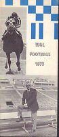 Washington & Lee 1973 College Football Guide 072617nonjhe