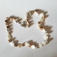 """19"""" Shell Like Plastic Necklace -- NEW"""