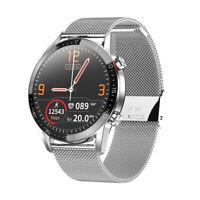 L13 Sport Smart Watch BT-Call Heart Rate Sleep Monitor Waterproof Fitness