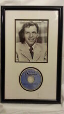 """Frank Sinatra photo and Cd """"Chairman of the Board"""" Frame 22""""x14"""" Picture 9""""x7"""""""